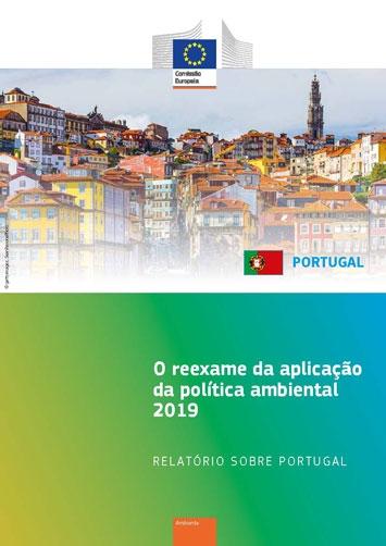 """Relatório """"O reexame da aplicação da política ambiental de 2019 - Portugal"""""""